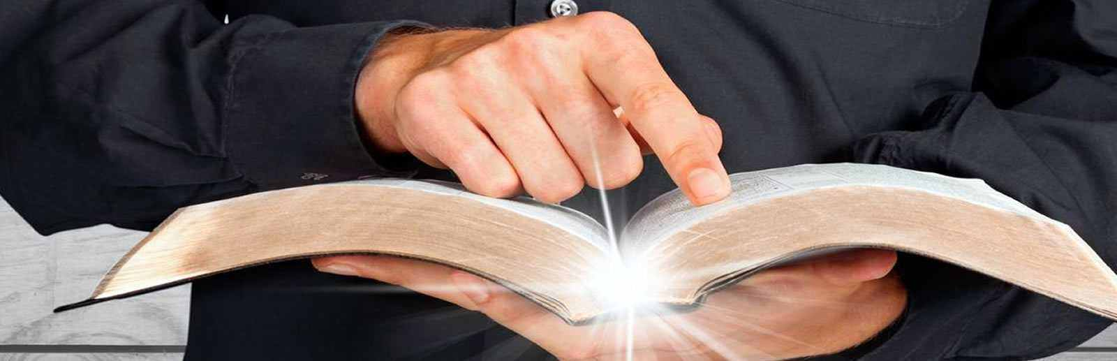 1  God speaks through His Word  :  Pastor Benny Hinn, Devotional